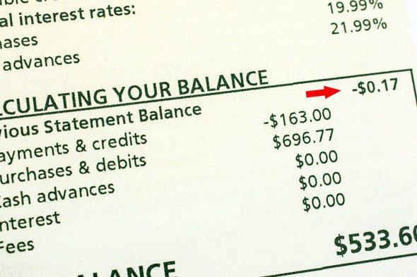 Credit Card Statement Balance vs. Current Balance