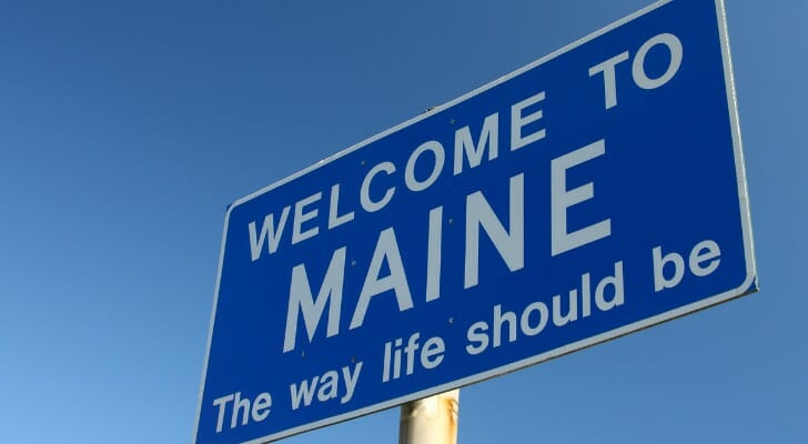 best places to retire in Maine