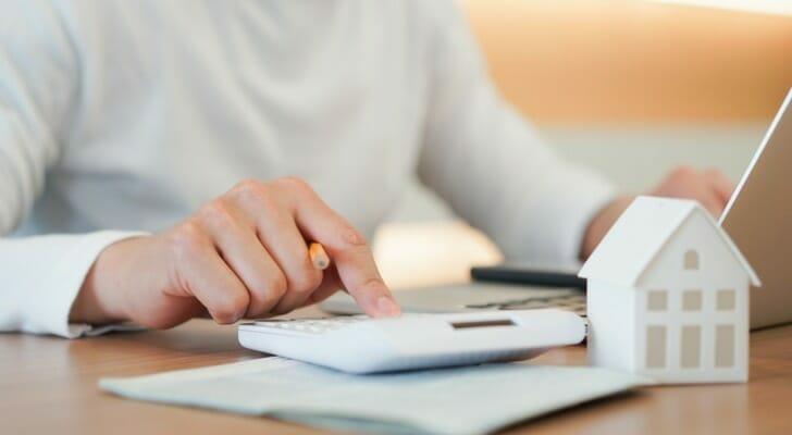 Real estate investor calculates a property's ARV