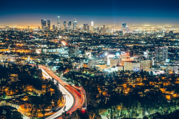 Moving to Los Angeles