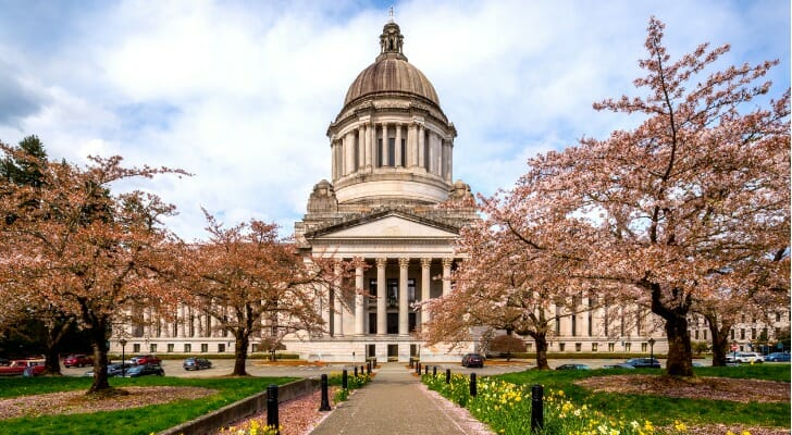 Best Places to Retire in Washington