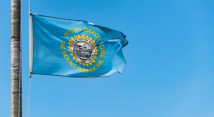 How do you form a living trust in South Dakota?
