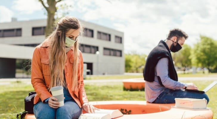 The economies of college towns will be heavily impacted by the effects of COVID-19, as fewer students, faculty and loved ones return to campus.