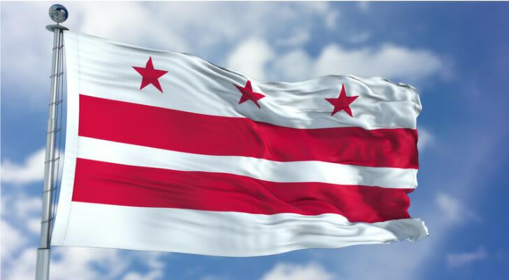 Washington, DC estate tax