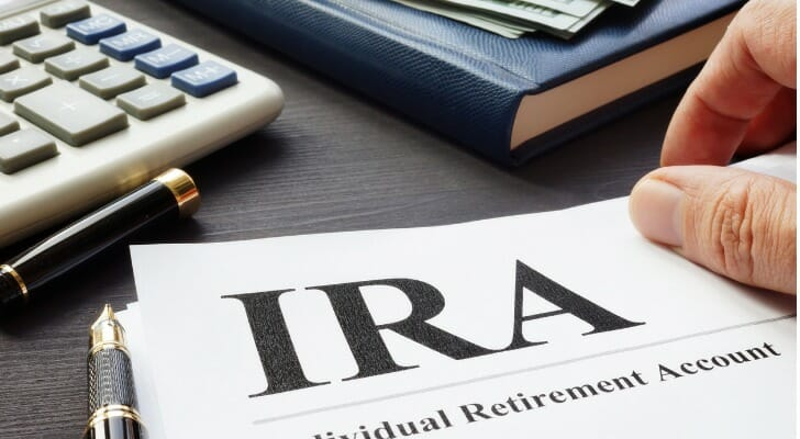 Moving your money into an IRA is one 401(k) rollover option.