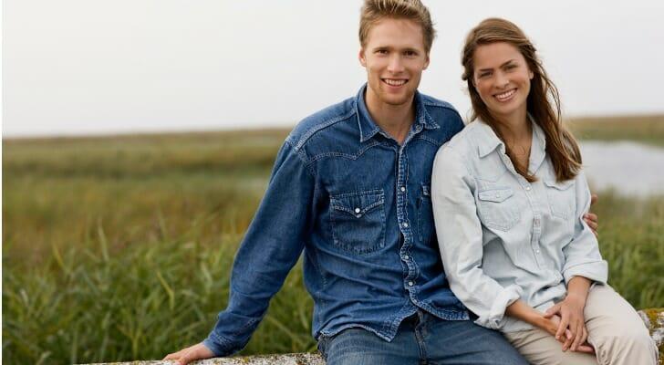 Scandinavian couple