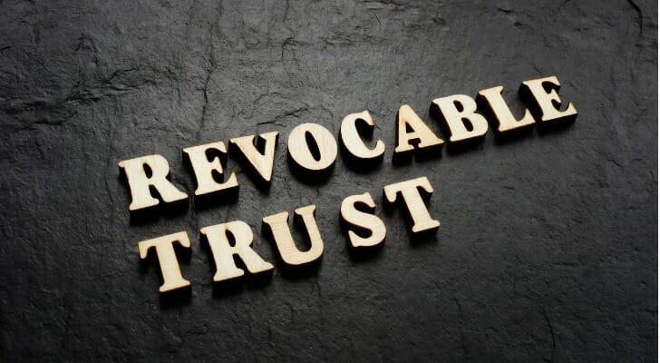 """REVOCABLE TRUST"""