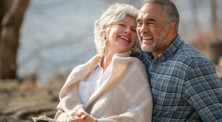 A retired couple who just finished making an irrevocable trust