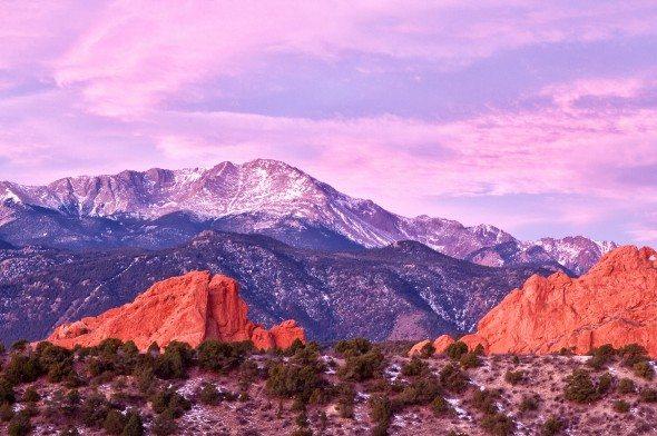 Moving to Colorado Springs