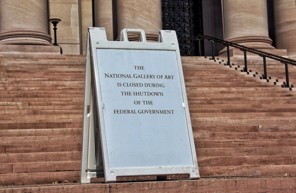 The Cost of the Government Shutdown