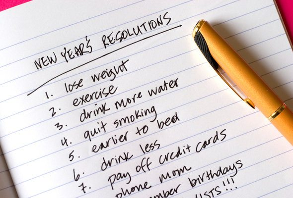 New Year's Resolutions on the Cheap - Ways to Achieve Your Goals on a Budget