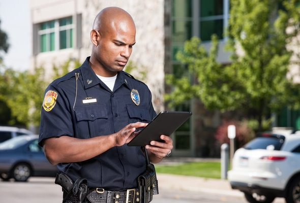 The Average Salary of a Police Officer