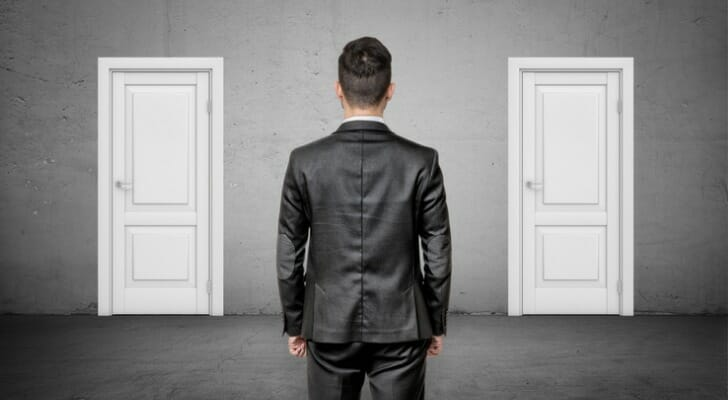 Switching financial advisors can be a tough choice.