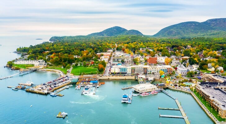 What Is the Cost of Living in Maine? - SmartAsset