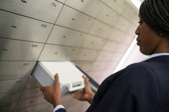What Is a Safety Deposit Box? - SmartAsset