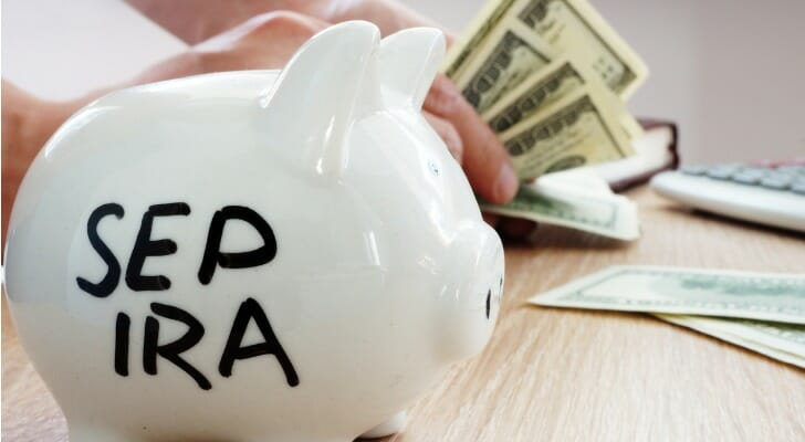 A SEP IRA can help the self-employed save for retirement