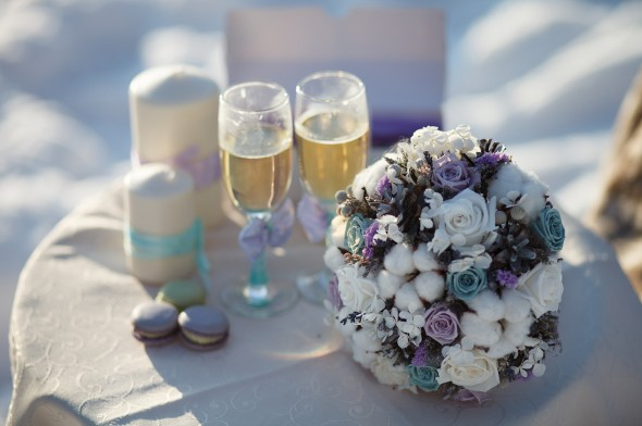 5 Reasons to Have a Winter Wedding