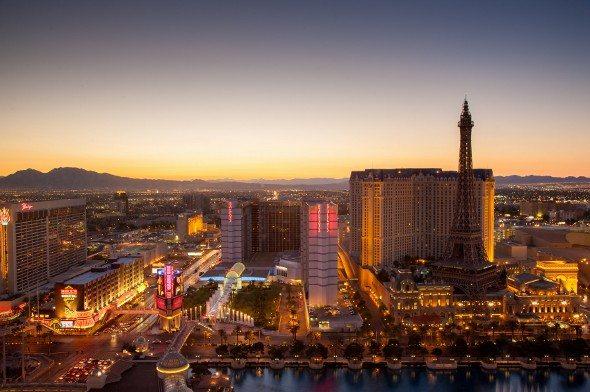 Moving to Las Vegas