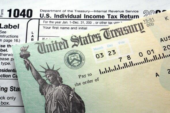 tax refund loan