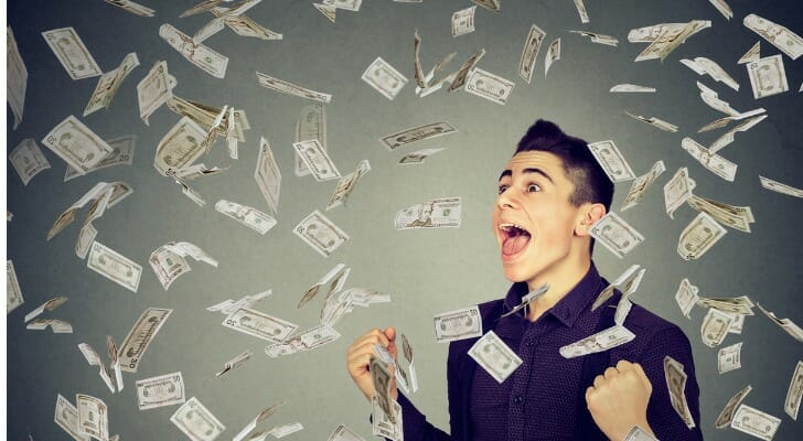 Your best bet after winning the lottery is to hire a financial advisor
