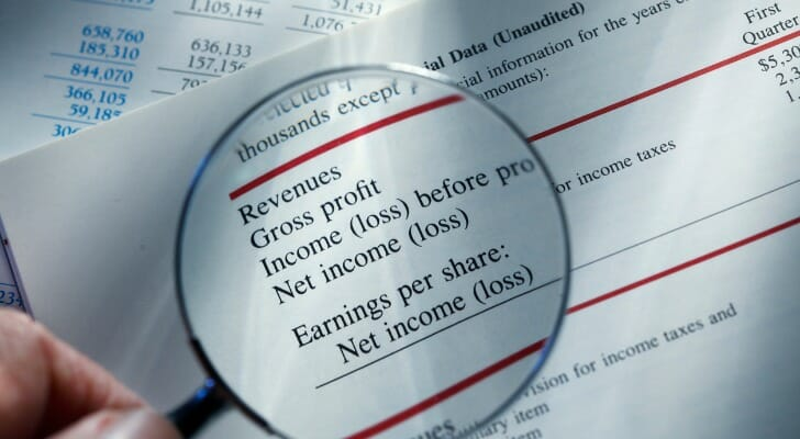 Here, we explore balance sheets vs income statements.