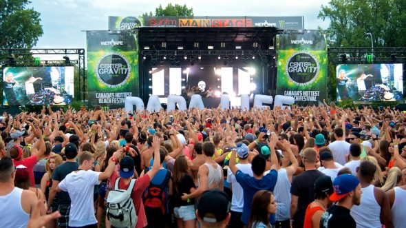 The Economics of Electronic Dance Music Festivals
