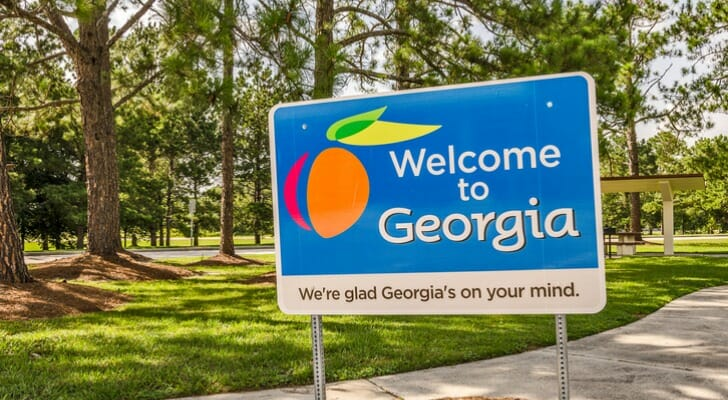 Cost of Living in Georgia