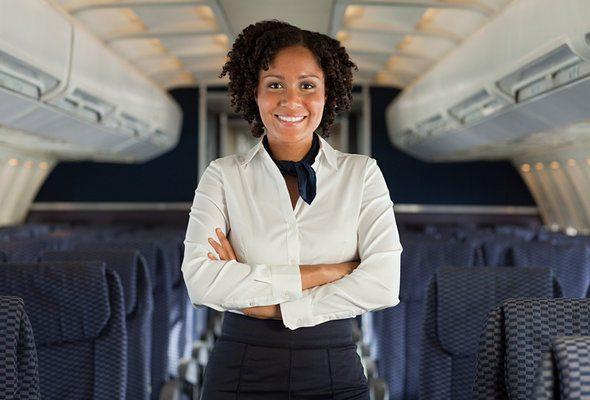 The Average Salary of a Flight Attendant