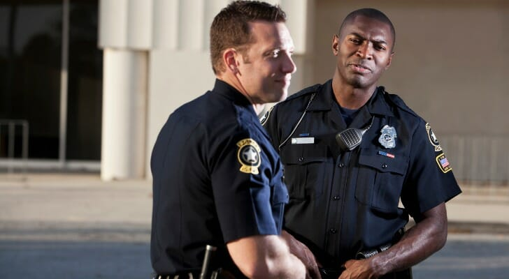 The Average Salary of a Police Officer - SmartAsset