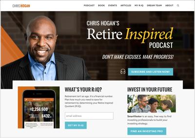 Chris Hogan: Financial Expert Profile