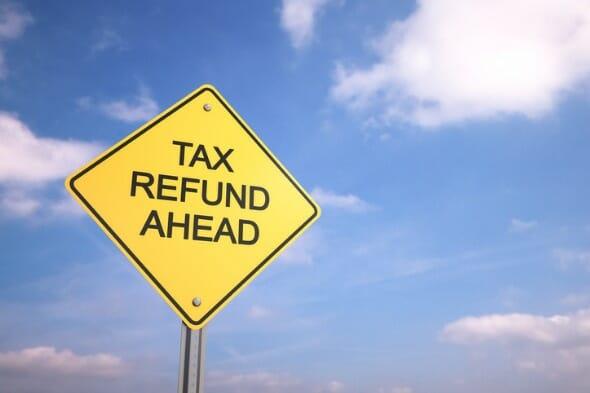 state tax refund