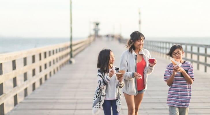 most affordable beach towns
